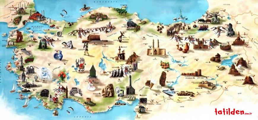 UNESCO Dünya Mirası Listesindeki Türkiye Güzellikleri