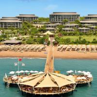 Calista Luxury Resort Hotel