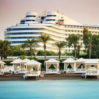 Titanic Beach Lara Resort Hotel