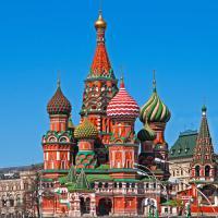 Moskova & St. Petersburg